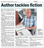 Upper Hutt Leader article 25 March 2015 150w