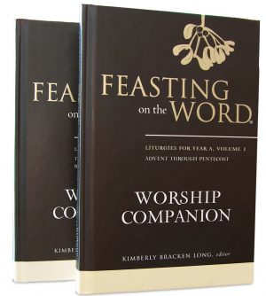 Feasting-on-the-Word-Worship-Companion-set-Year-A-9780664261931