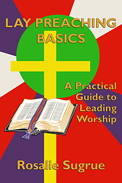 Lay Preaching Basics — Print book   Philip Garside