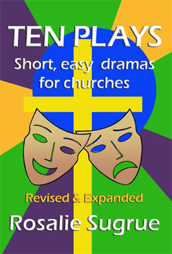 Short Christmas Plays For Church.Ten Plays Print Book Philip Garside Publishing Limited